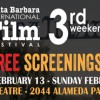 2015 SBIFF FREE SCREENING OF AWARD WINNERS & FESTIVAL FAV'S