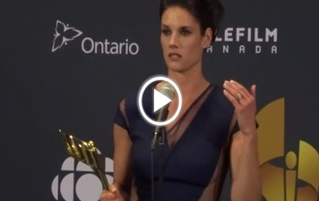 Missy Peregrym Talks About Interaction With Fans