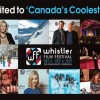 15th Whistler Film Festival – Starting Lineup Plus Other Highlights Unveiled