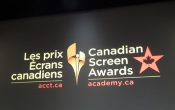 2016 Canadian Screen Awards Nominees