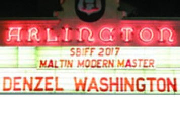 2017 SBIFF Maltin Modern Master Award Winner Denzel Washington