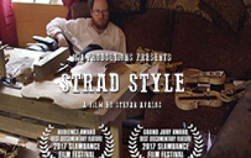 Interview w/ STRAD STYLE Director Stefan Avalos