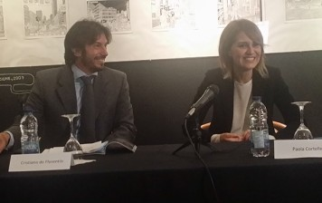 The ICFF Press Conference for Paola Cortellesi (Italian & English Translation)