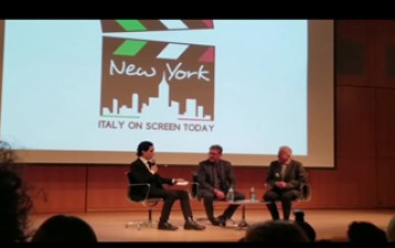 ITALY ON SCREEN TODAY Interview & Q&A of Sergio Castellitto by Andrea Visconti