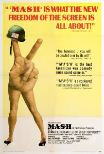 m-a-s-h poster