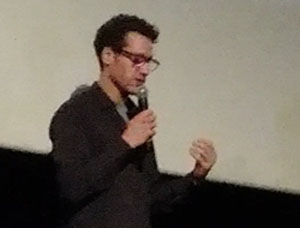 RED ARMY director Gabe Polsky at TIFF 14 Q&A.