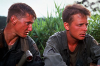 (L-R) Sean Penn & Michael J. Fox in  Casualties of War Photo Credit: ©1989 Columbia Pictures Industries, Inc. All Rights Reserved.